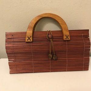 Handbags - Fashion straw purse